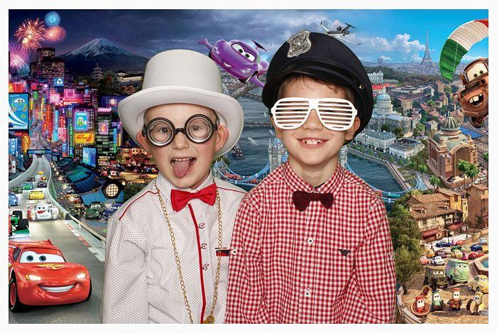 Fotobudka na urodzinki, bal dla dzieci, komunię
